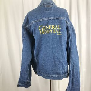 General Hospital ABC Daytime Denim Jean Jacket